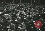 Image of Joint Session of Congress Washington DC USA, 1951, second 24 stock footage video 65675022169
