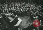 Image of Joint Session of Congress Washington DC USA, 1951, second 27 stock footage video 65675022169