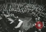 Image of Joint Session of Congress Washington DC USA, 1951, second 28 stock footage video 65675022169