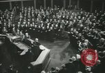 Image of Joint Session of Congress Washington DC USA, 1951, second 31 stock footage video 65675022169