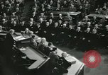 Image of Joint Session of Congress Washington DC USA, 1951, second 37 stock footage video 65675022169