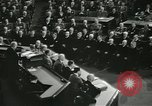 Image of Joint Session of Congress Washington DC USA, 1951, second 39 stock footage video 65675022169