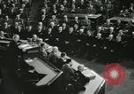 Image of Joint Session of Congress Washington DC USA, 1951, second 41 stock footage video 65675022169