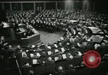 Image of Joint Session of Congress Washington DC USA, 1951, second 44 stock footage video 65675022169