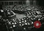 Image of Joint Session of Congress Washington DC USA, 1951, second 47 stock footage video 65675022169