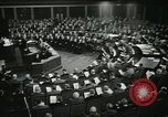 Image of Joint Session of Congress Washington DC USA, 1951, second 50 stock footage video 65675022169