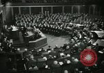 Image of Joint Session of Congress Washington DC USA, 1951, second 57 stock footage video 65675022169