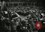 Image of Joint Session of Congress Washington DC USA, 1951, second 59 stock footage video 65675022169