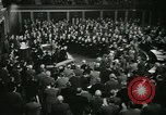 Image of Joint Session of Congress Washington DC USA, 1951, second 61 stock footage video 65675022169