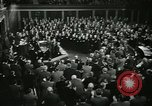 Image of Joint Session of Congress Washington DC USA, 1951, second 62 stock footage video 65675022169