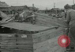 Image of US troops in makeshift shelters during Korean War South Korea, 1951, second 35 stock footage video 65675022170