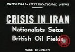Image of Iranian oil crisis Abadan Iran, 1951, second 12 stock footage video 65675022179