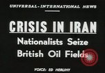 Image of Iranian oil crisis Abadan Iran, 1951, second 14 stock footage video 65675022179
