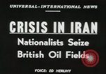 Image of Iranian oil crisis Abadan Iran, 1951, second 15 stock footage video 65675022179