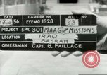Image of Military Assistance Advisory Group officers and wives Baghdad Iraq, 1956, second 5 stock footage video 65675022186