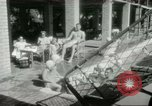 Image of Military Assistance Advisory Group officers and wives Baghdad Iraq, 1956, second 42 stock footage video 65675022186