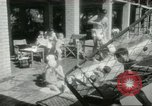 Image of Military Assistance Advisory Group officers and wives Baghdad Iraq, 1956, second 48 stock footage video 65675022186