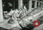 Image of Military Assistance Advisory Group officers and wives Baghdad Iraq, 1956, second 56 stock footage video 65675022186