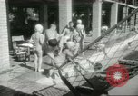 Image of Military Assistance Advisory Group officers and wives Baghdad Iraq, 1956, second 57 stock footage video 65675022186