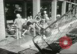 Image of Military Assistance Advisory Group officers and wives Baghdad Iraq, 1956, second 58 stock footage video 65675022186
