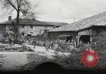 Image of 369 Infantry 93rd Division African American US Army troops Maffrecourt France, 1918, second 1 stock footage video 65675022198