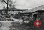 Image of 369 Infantry 93rd Division African American US Army troops Maffrecourt France, 1918, second 4 stock footage video 65675022198