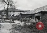 Image of 369 Infantry 93rd Division African American US Army troops Maffrecourt France, 1918, second 7 stock footage video 65675022198