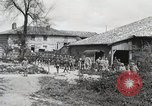 Image of 369 Infantry 93rd Division African American US Army troops Maffrecourt France, 1918, second 9 stock footage video 65675022198