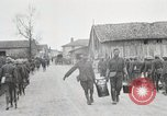 Image of 369 Infantry 93rd Division African American US Army troops Maffrecourt France, 1918, second 11 stock footage video 65675022198
