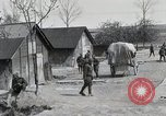 Image of 369 Infantry 93rd Division African American US Army troops Maffrecourt France, 1918, second 17 stock footage video 65675022198