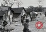 Image of 369 Infantry 93rd Division African American US Army troops Maffrecourt France, 1918, second 18 stock footage video 65675022198