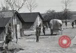 Image of 369 Infantry 93rd Division African American US Army troops Maffrecourt France, 1918, second 19 stock footage video 65675022198