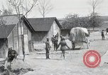 Image of 369 Infantry 93rd Division African American US Army troops Maffrecourt France, 1918, second 22 stock footage video 65675022198