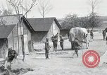 Image of 369 Infantry 93rd Division African American US Army troops Maffrecourt France, 1918, second 23 stock footage video 65675022198
