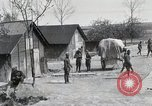 Image of 369 Infantry 93rd Division African American US Army troops Maffrecourt France, 1918, second 24 stock footage video 65675022198