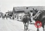 Image of 369 Infantry 93rd Division African American US Army troops Maffrecourt France, 1918, second 25 stock footage video 65675022198