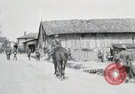 Image of 369 Infantry 93rd Division African American US Army troops Maffrecourt France, 1918, second 27 stock footage video 65675022198