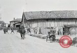 Image of 369 Infantry 93rd Division African American US Army troops Maffrecourt France, 1918, second 29 stock footage video 65675022198
