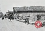 Image of 369 Infantry 93rd Division African American US Army troops Maffrecourt France, 1918, second 30 stock footage video 65675022198