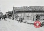 Image of 369 Infantry 93rd Division African American US Army troops Maffrecourt France, 1918, second 32 stock footage video 65675022198