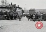 Image of 369 Infantry 93rd Division African American US Army troops Maffrecourt France, 1918, second 38 stock footage video 65675022198