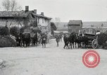 Image of 369 Infantry 93rd Division African American US Army troops Maffrecourt France, 1918, second 46 stock footage video 65675022198