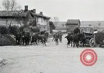 Image of 369 Infantry 93rd Division African American US Army troops Maffrecourt France, 1918, second 49 stock footage video 65675022198
