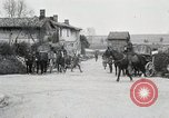Image of 369 Infantry 93rd Division African American US Army troops Maffrecourt France, 1918, second 53 stock footage video 65675022198