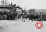 Image of 369 Infantry 93rd Division African American US Army troops Maffrecourt France, 1918, second 54 stock footage video 65675022198