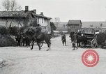 Image of 369 Infantry 93rd Division African American US Army troops Maffrecourt France, 1918, second 55 stock footage video 65675022198