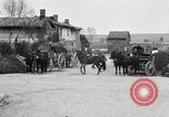 Image of 369 Infantry 93rd Division African American US Army troops Maffrecourt France, 1918, second 59 stock footage video 65675022198