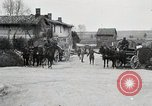 Image of 369 Infantry 93rd Division African American US Army troops Maffrecourt France, 1918, second 62 stock footage video 65675022198