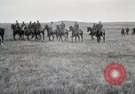 Image of Negro soldiers of 369th Infantry Regiment Maffrecourt France, 1918, second 5 stock footage video 65675022199