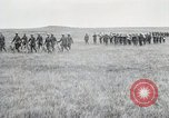 Image of Negro soldiers of 369th Infantry Regiment Maffrecourt France, 1918, second 21 stock footage video 65675022199